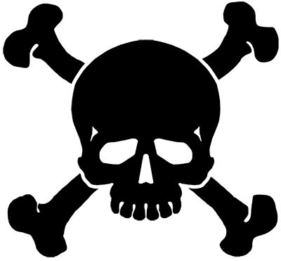 Skull and Crossbones (Style 1)