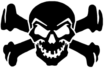 Skull and Crossbones (Style 2)